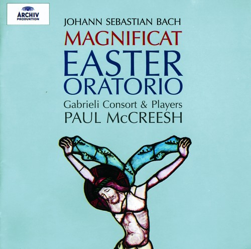 J.S. Bach Magnificat, Easter Oratorio