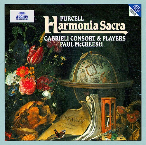 Purcell Harmonia Sacra