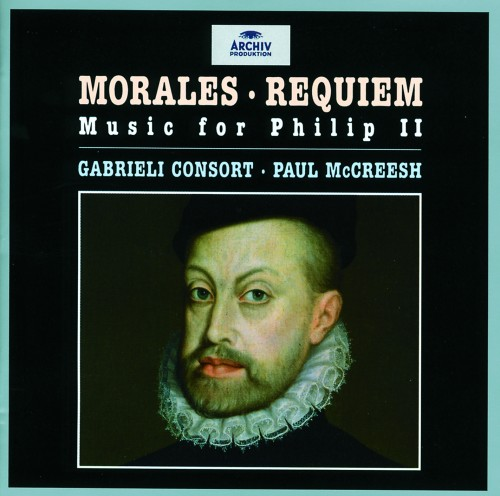Morales Requiem, Music for Philip II