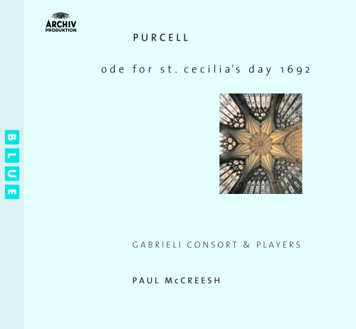 Purcell Ode for St Cecilia's Day 1692