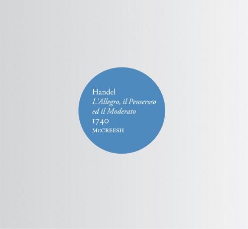 Handel L'Allegro, il Penseroso ed il Moderato 1740